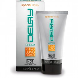 HOT CREMA RETARDANTE 50 ML