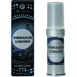 VIBRADOR LIQUIDO ESTIMULADOR UNISEX 15 ML