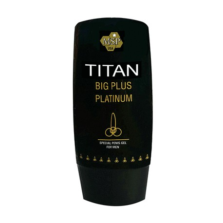 TITAN Big Plus Gel ( AUMENTO DEL PENE )